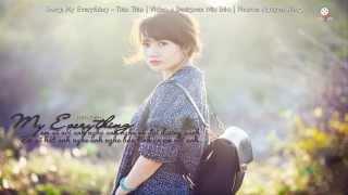 My Everything - Tiên Tiên || [Kara + Lyric]