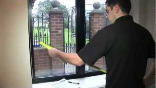 How To Measure Windows For Diy Plantation Shutters