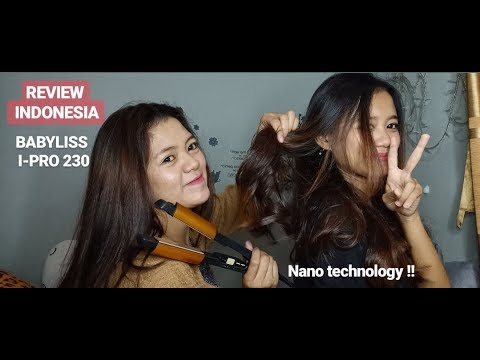 REVIEW CATOKAN BABYLISS  2 IN 1 ||  NANO TECHNOLOGY || REVIEW BABYLISS INDONESIA