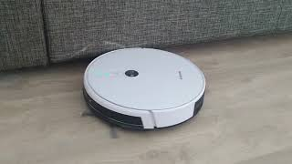 Alfawise V8S PRO E30B Robotic Vacuum Cleaner First use