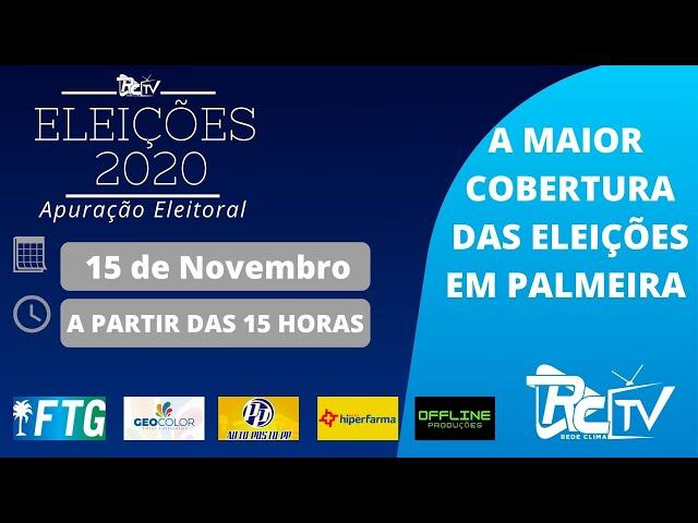 Jornal Palmeira News 11 de novembro de 2020