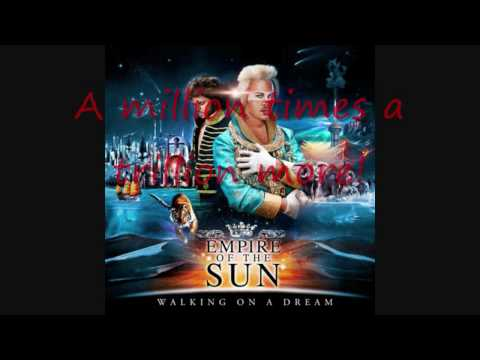 Empire Of The Sun - Half Mast (Lyrics on screen) mp3