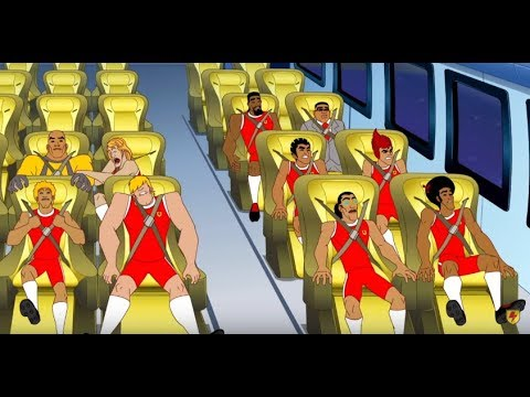 Supa Strikas Season 2 - Spaceballs