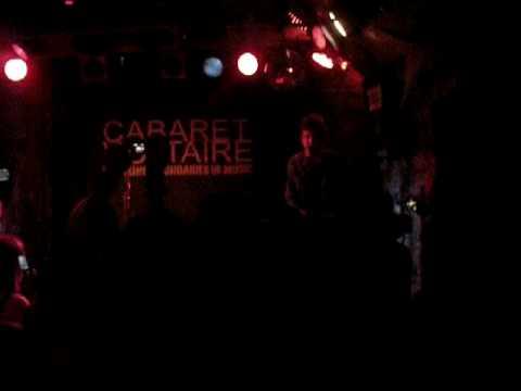 Tommy Reilly - Mr Brightside @ CABARET VOLTAIRE EDINBURGH MARCH 1st
