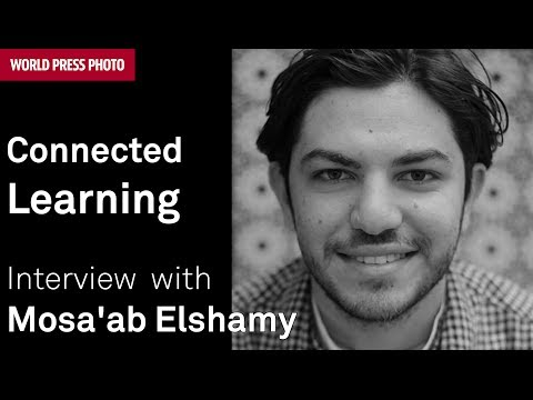 Interview with Mosa'ab Elshamy