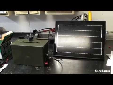 GMRS Simplex Ammo Can Repeater