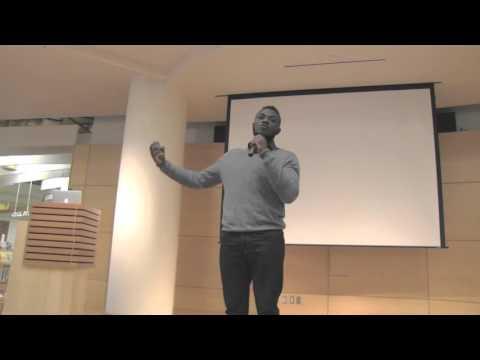 Michel Chikwanine   Child Soldier Part 1 of 2   Oct. 6, 2015   Atrium