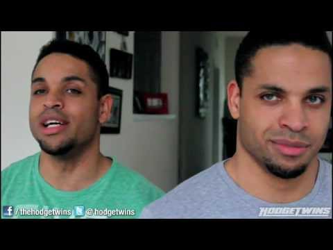 how to tell the hodgetwins apart