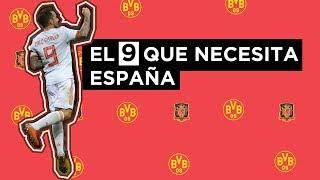 Paco Alcácer, ¿el 9 titular para Luis Enrique?