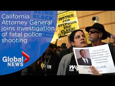 Stephon Clark shooting: California Attorney General updates investigation into police shooting