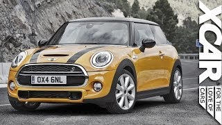 New MINI Cooper S: The closest look you