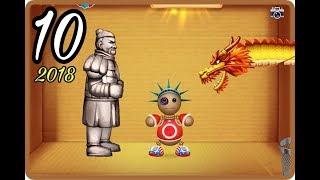 New. Kick the Buddy Gameplay 2018 Walkthrough Part 10 - Unlock All Stuff - China Town (iOS)