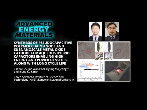 Groundbreaking new energy storage device charges up in just 20 seconds