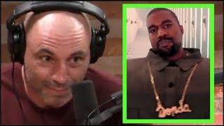 Joe Rogan on Kanye and the Kardashians