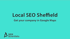 Local SEO Services in Sheffield