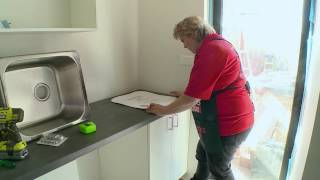 How To Install A Laundry Trough - Diy At Bunnings