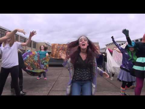 Burrell High School Lip Dub 2015-16 ~ Music Royalty LipDub