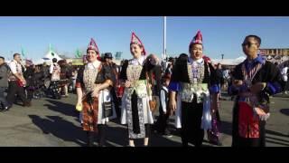 DJI OSMO Fresno Hmong New Year 2017 4K Part 2