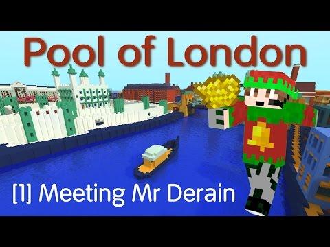 TateWorlds [1] Pool of London - Meeting Mr Derain