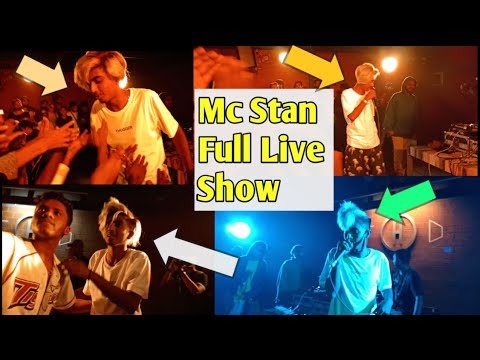 Mc Stan Khar Road The Habitat Full Live Show , Mc Stan Perform Upcoming Songs | Vkay Vaibhav