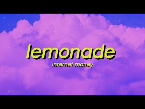 Internet Money Lemonade Lyrics Hey Hey Off The Juice Codeine Got Me Trippin Slowed Tiktok Remix Youtube