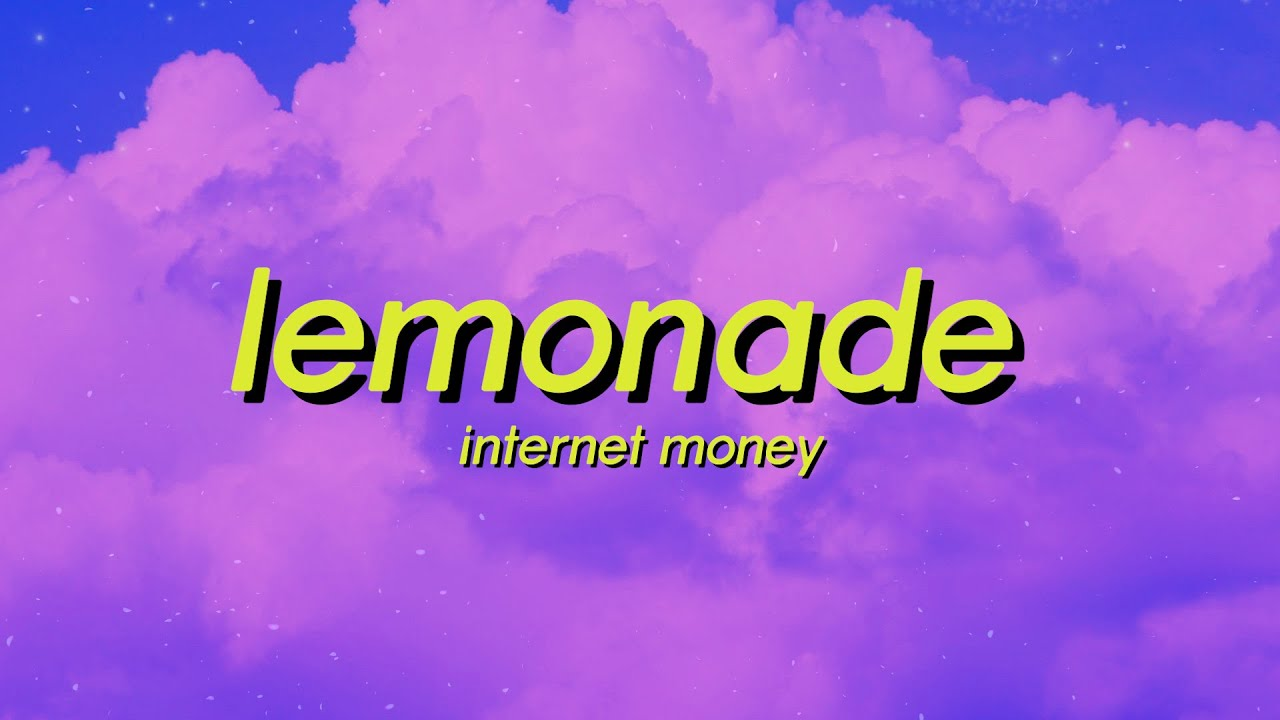 Internet Money - Lemonade (Lyrics)| hey hey off the juice codeine got me trippin slowed tiktok remix