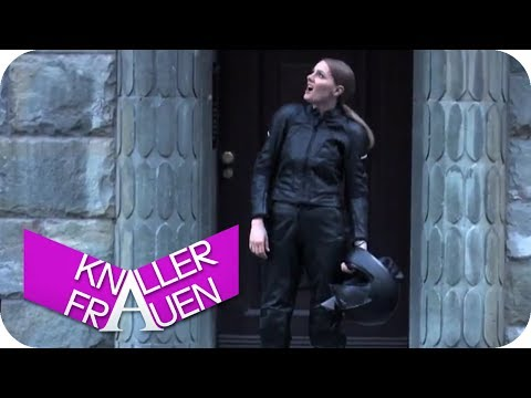 Born to be wild! | Knallerfrauen mit Martina Hill