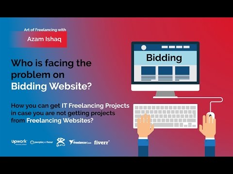 Art of Freelancing - how to find freelance work - Freelancing Tips / Tricks (Urdu/Hindi)