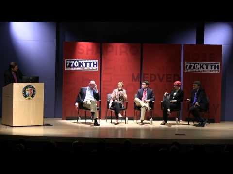 AM 770 KTTH Religious Freedom Debate