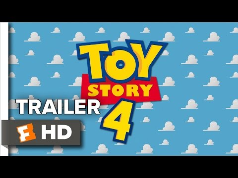 Toy Story 4 Official Teaser Trailer (2017) [HD]