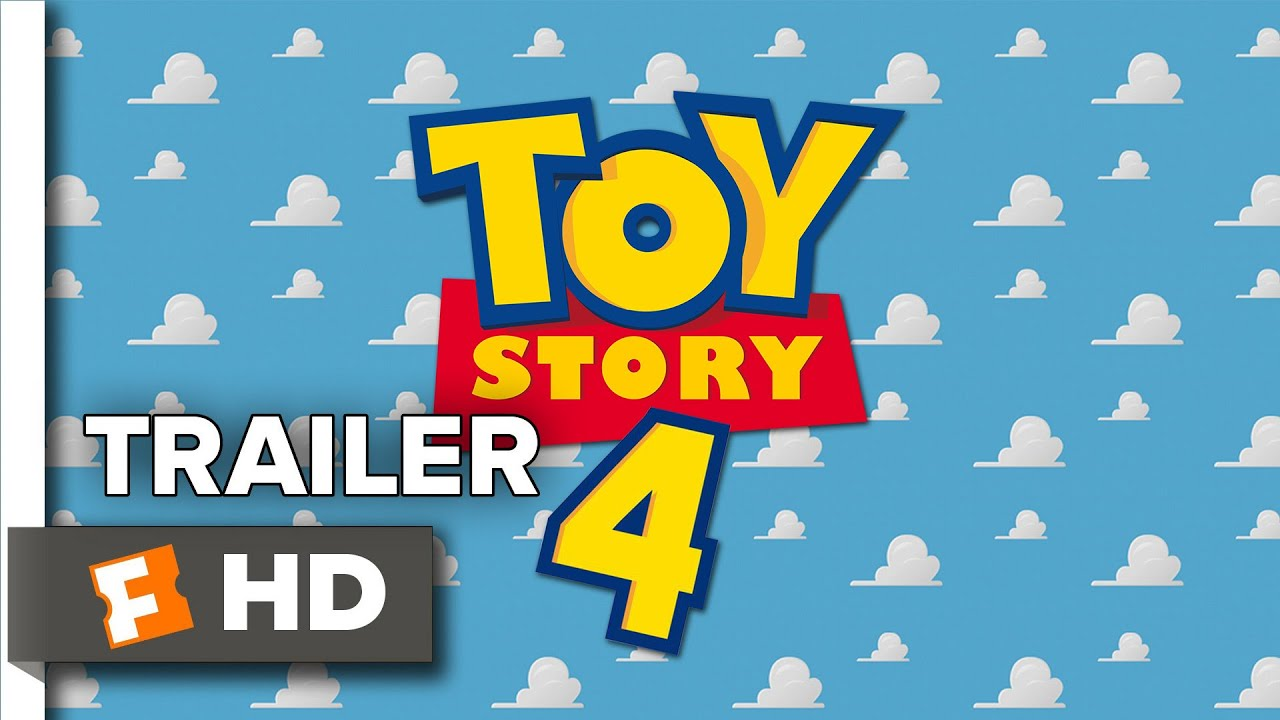 Toy Story 4 Official Teaser Trailer 2017 Hd Youtube