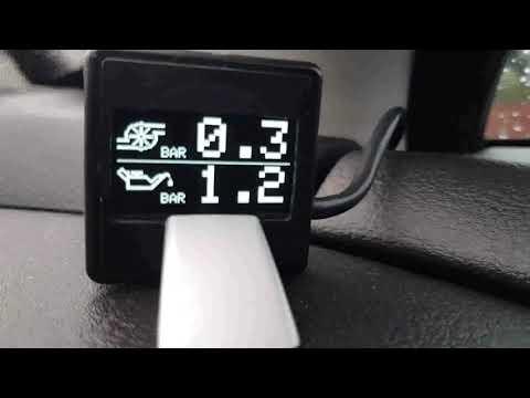 Repeat arduino oled oil pressure gauge by Pawel Lament - You2Repeat