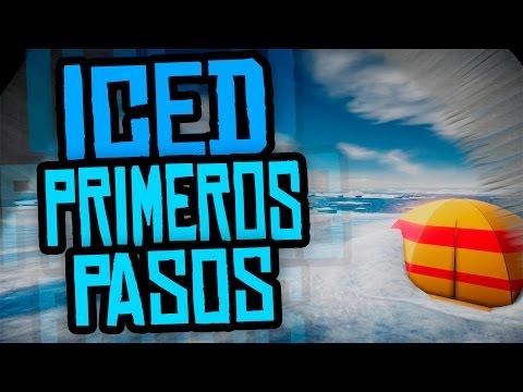 ICED - SURVIVAL EN EL HIELO - GAMEPLAY ESPAÑOL