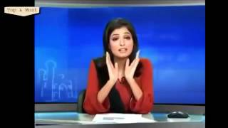Funny Pakistani And Indian News Anchor Live Fails thumbnail