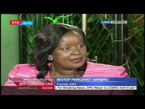 Jeff Koinange Live September 14th 2016; Politics 101-Nairobi Gubernatorial Aspirants Part 3
