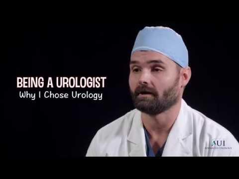Being A Urologist, Why I Chose Urology - Dr Evan Fynes