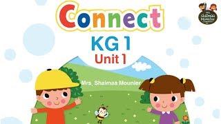 CONNECT 1 I KG 1 I unit 1  منهج كونكت الدرس الاول thumbnail