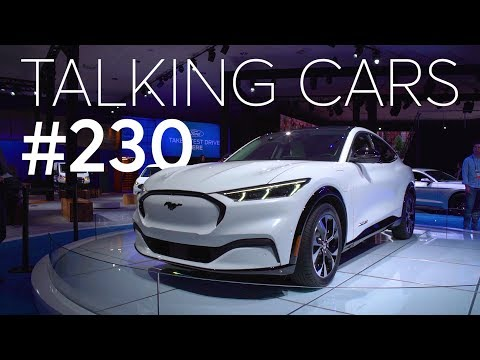 2019 Los Angeles Auto Show | Talking Cars with Consumer Reports #230