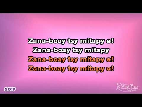 SISCA - Zana-boay KARAOKE (FULL)