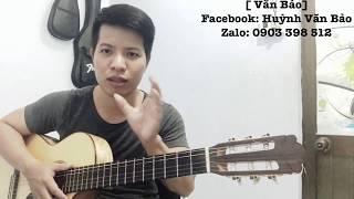 [ Văn Bảo] Kỹ thuật Palm trong guitar