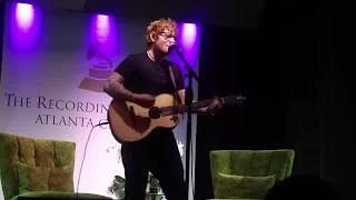 Ed Sheeran Atlanta