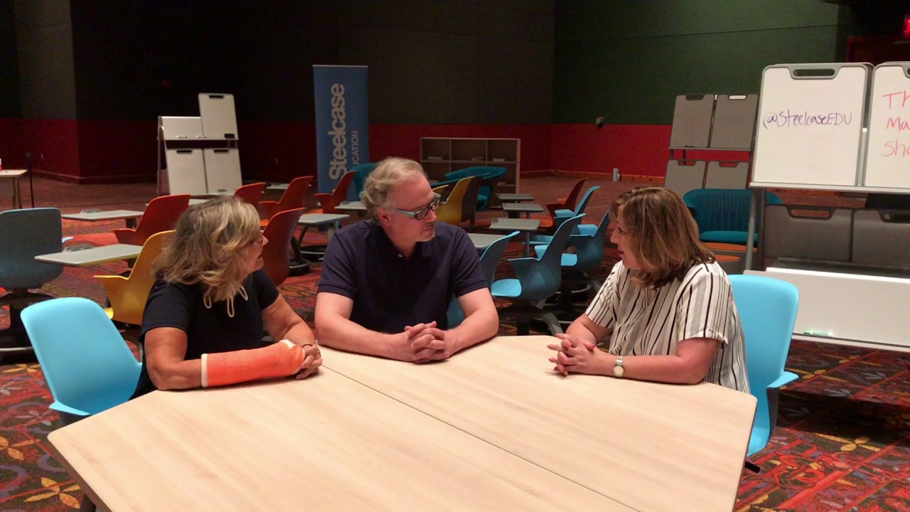 Educators Share K-12 Active Learning Approach