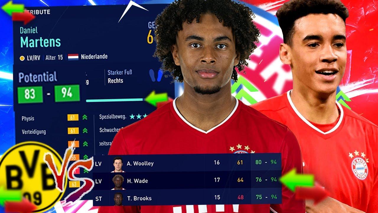 Fifa 16 Besten Talente