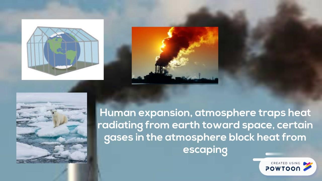 Greenhouse effect #1