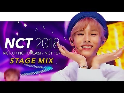 NCT 2018 - BOSS(U) + Baby Don't Stop(U) + GO(DREAM) + TOUCH(127) Stage Mix(교차편집) Special Edit.