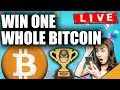 Win 1 Bitcoin, 2 ETH, & 2 LTC (BEST Giveaway EVER) - YouTube