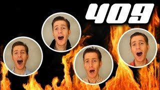 409 (Beach Boys) - Barbershop Quartet - Acapella cover