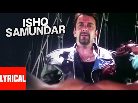 Ishq Samundar Lyrical Video | Kaante | Sanjay Dutt, Isha Koppikar