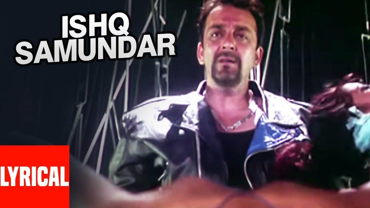 Download Ishq Samundar Lyrical Video   Kaante   Sanjay Dutt, Isha Koppikar