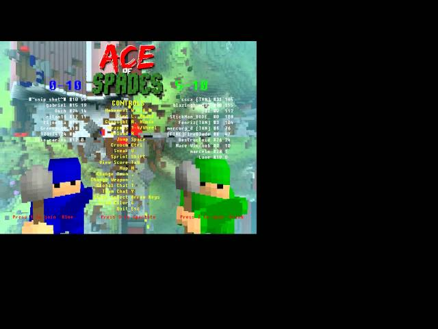 A Game Like Minecraft FPS (AOS)Free*2013*